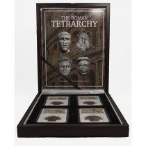 The Roman Tetrarchy: A Collection of Four NGC-Slabbed Coins