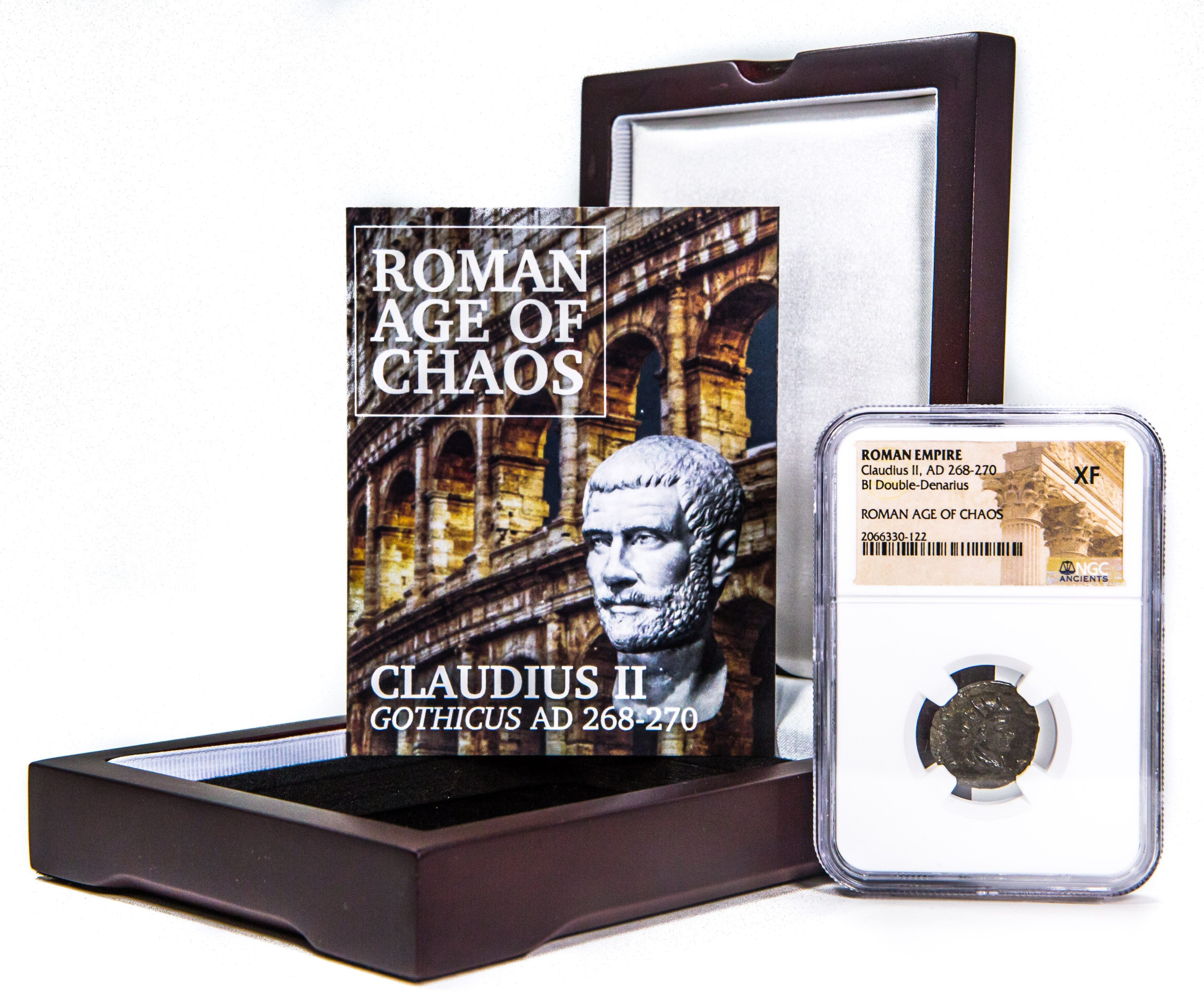 CLAUDIUS2ND(ANT)BOXNGC