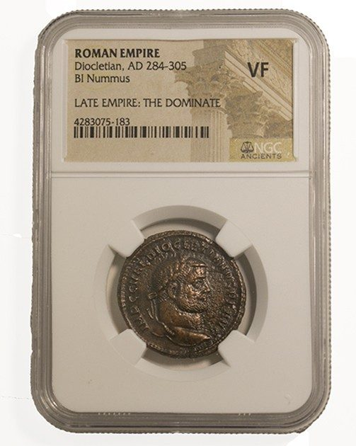 DIOCLETIAN(AE1;2)NGC