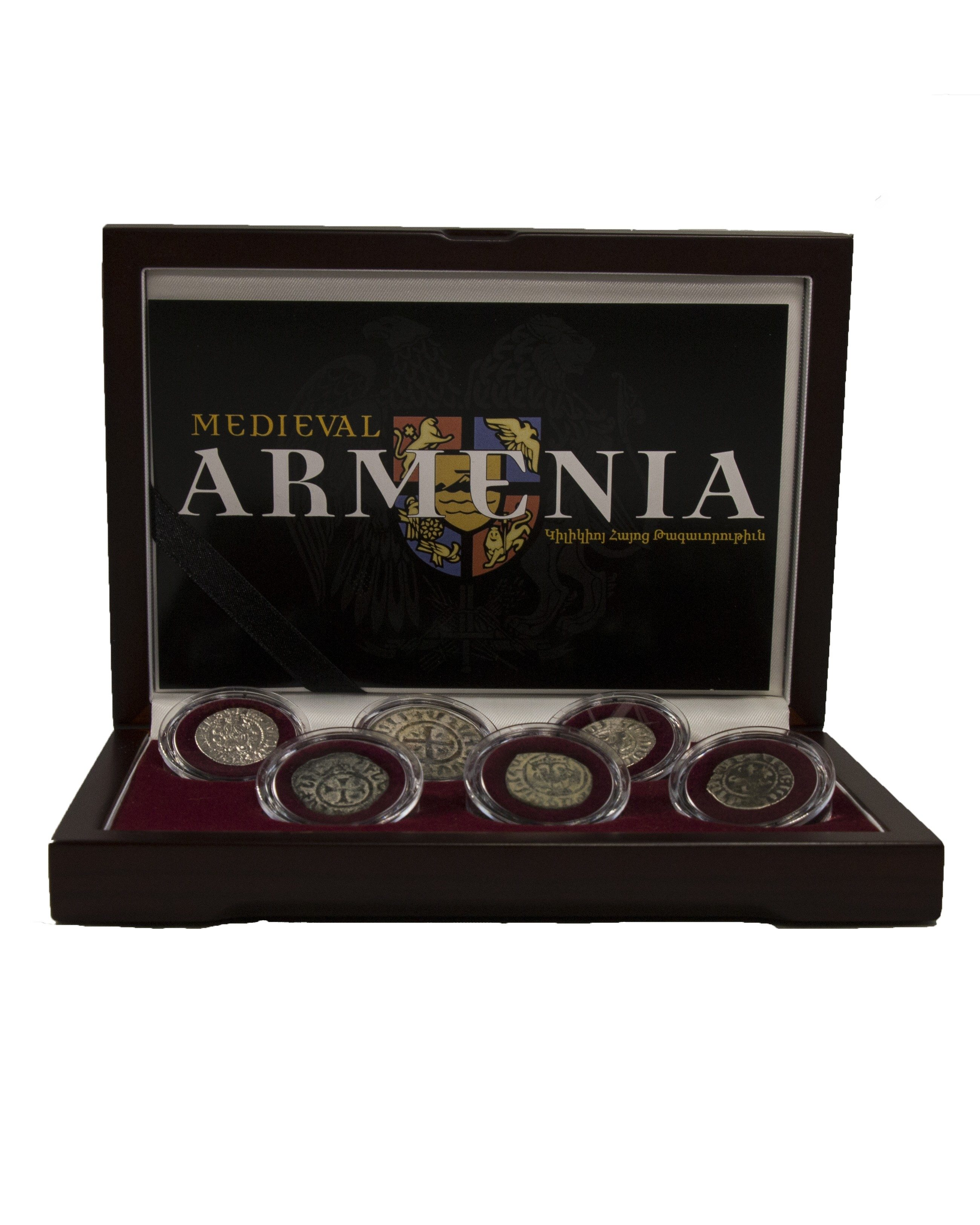 Medieval Armenia: A Six-Coin Collection