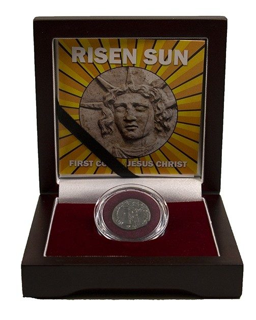 Risen Sun: The First Coin of Jesus Christ (Box)