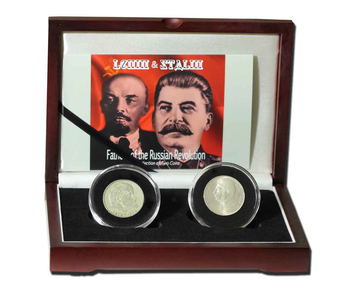 Lenin & Stalin: Fathers of the Russian Revolution