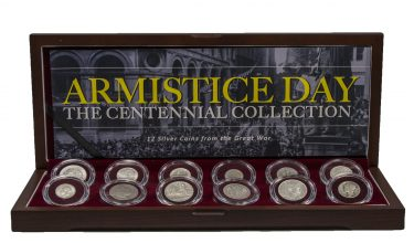 Armistice Day: The Centennial Collection: 12 Silver Coins from the Great War